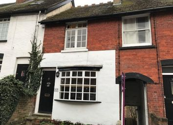 Thumbnail 3 bed terraced house to rent in Chapel Street, Tring