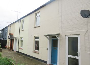 Thumbnail 3 bed terraced house for sale in Dews Road, Salisbury