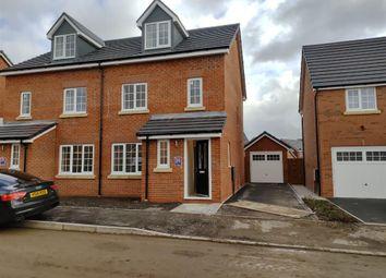 Thumbnail Property to rent in Paddock Green Close, Lowton, Warrington