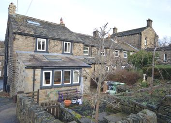 Thumbnail 1 bedroom cottage to rent in 19 Sude Hill, New Mill, Holmfirth, West Yorkshire