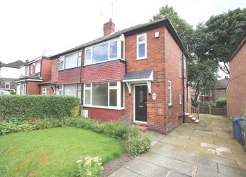 Thumbnail 3 bed semi-detached house to rent in Agecroft Road West, Prestwich, Manchester