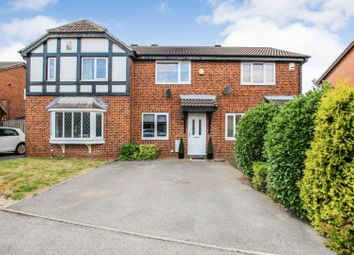 2 bed town house for sale in Pinders Green Drive, Methley LS26