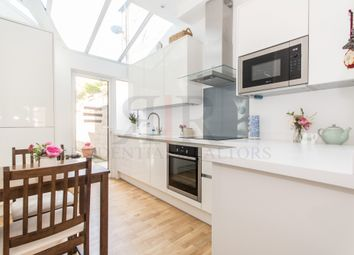 Thumbnail 1 bed maisonette to rent in Meadow Road, London
