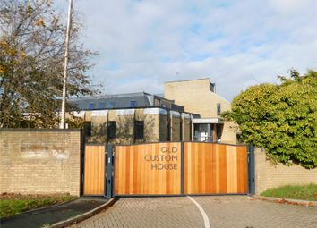 Thumbnail 2 bed flat for sale in Old Custom House, Main Road, Harwich, Essex