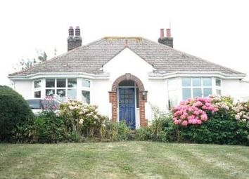 Thumbnail 2 bed bungalow to rent in Wyke Oliver Road, Weymouth, Dorset