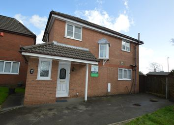 Thumbnail 3 bed detached house for sale in Tweedsdale Close, Whitefield, Manchester