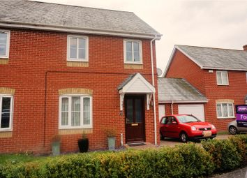 Thumbnail 3 bed semi-detached house for sale in Bloomfield Way, Debenham