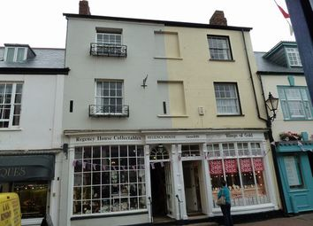 Thumbnail 1 bedroom flat to rent in Old Fore Street, Sidmouth