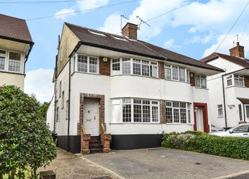 Thumbnail 4 bed semi-detached house for sale in South Drive, Orpington
