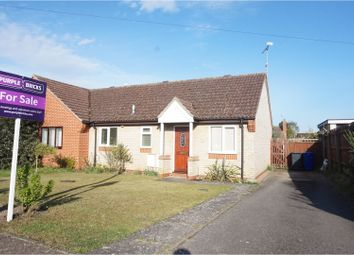 Thumbnail 2 bed bungalow for sale in St. Benedicts Road, Brandon