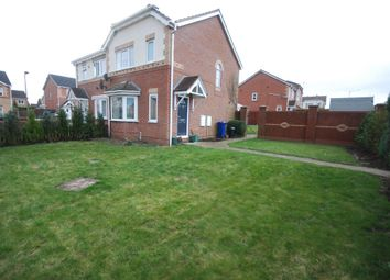Thumbnail 3 bed semi-detached house to rent in Stoney Royd, Barnsley