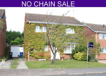 Thumbnail 4 bed detached house for sale in Swannington Close, Bessacarr, Doncaster