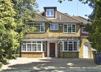 Thumbnail 6 bed detached house to rent in Fitzalan Road, Finchley Central, London