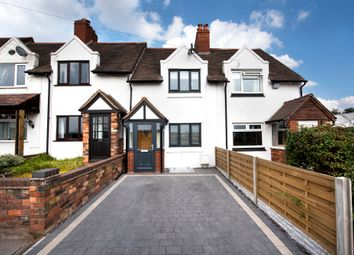 Thumbnail 2 bed terraced house for sale in Aldridge Road, Streetly, Sutton Coldfield