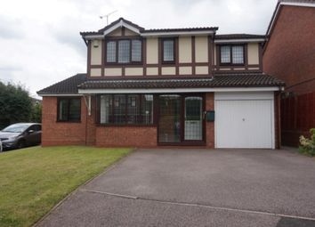 Thumbnail 4 bed detached house for sale in Ottery, Hockley, Tamworth