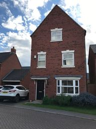 Thumbnail 4 bed detached house for sale in Little Mill Close, Barlestone, Nuneaton