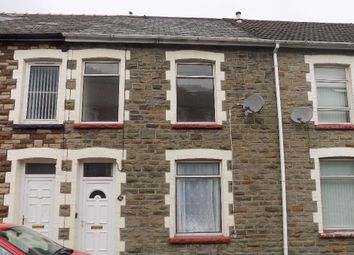 Thumbnail 2 bed terraced house for sale in Evelyn Street, Abertillery