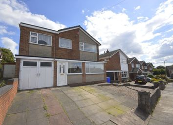Thumbnail 4 bedroom detached house for sale in Westsprink Crescent, Longton, Stoke-On-Trent