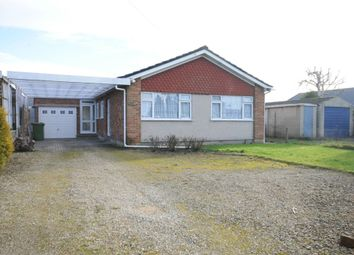 Thumbnail 3 bed detached bungalow for sale in Poplar Road, Warmley, Bristol
