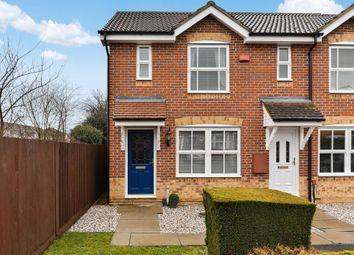 Thumbnail 2 bed semi-detached house for sale in Cippenham, Slough, Berkshire