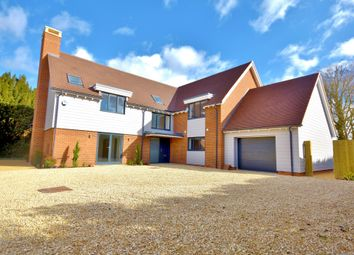 Thumbnail 5 bedroom detached house for sale in Winter Lane, West Hanney, Wantage