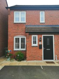 Thumbnail 2 bed semi-detached house for sale in Yeoman Way, Rothley, Leicester, 7Tw