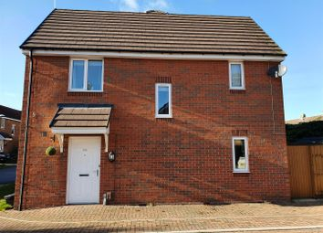 Thumbnail 2 bedroom end terrace house for sale in Trowbridge Close, Swindon