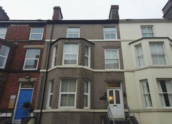 Thumbnail 1 bed flat to rent in Church Street, Caernarfon