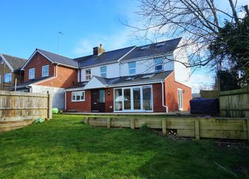 Thumbnail 5 bed semi-detached house for sale in Pilgrims Lane, Chilham, Canterbury