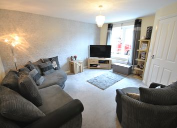 Thumbnail 3 bed semi-detached house for sale in Insall Way, Auckley, Doncaster