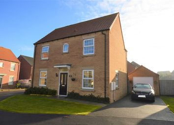 Thumbnail 3 bed detached house for sale in Windmill Drive, Filey