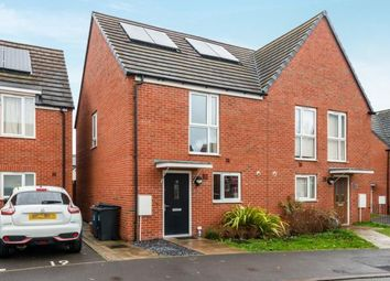 Thumbnail 2 bed semi-detached house for sale in Centurion Crescent, Milehouse, Newcastle-Under-Lyme, Staffs
