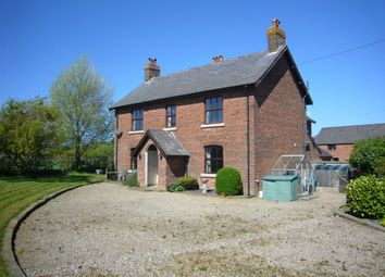Thumbnail 5 bedroom farmhouse to rent in Shard Road, Hambleton, Poulton-Le-Fylde