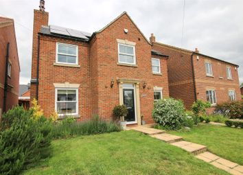 Thumbnail 4 bed detached house for sale in North Street, Middle Rasen