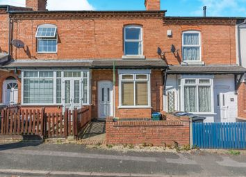 Thumbnail 3 bed terraced house for sale in Francis Road, Acocks Green, Birmingham