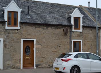 Thumbnail 2 bed terraced house for sale in Queen Street, Lossiemouth