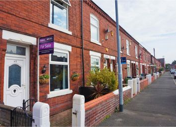 Thumbnail 2 bedroom terraced house for sale in Cranbrook Road, Manchester