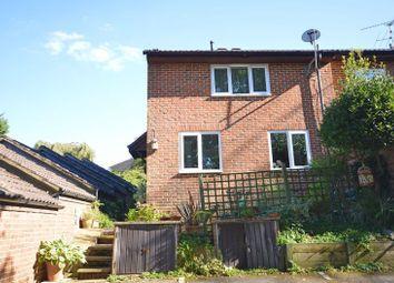 Thumbnail 1 bed terraced house for sale in Hillside Close, Headley Down, Bordon