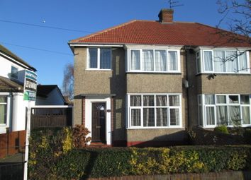 Thumbnail 4 bed semi-detached house to rent in Wendover Drive, Bedford