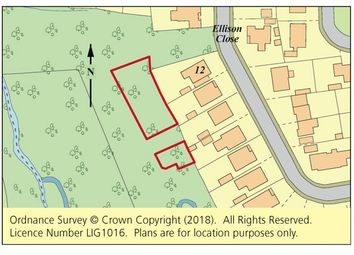 Thumbnail Land for sale in Land Ellison Close, Chestfield, Whitstable, Kent