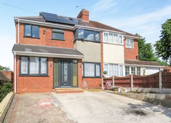 Thumbnail 5 bedroom semi-detached house for sale in Stanford Avenue, Great Barr, Birmingham