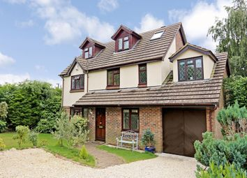 Thumbnail 4 bed detached house for sale in Byron Close, Bishops Waltham, Southampton