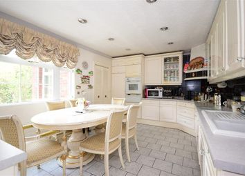 Thumbnail 4 bed detached house for sale in Barton Close, Chigwell, Essex