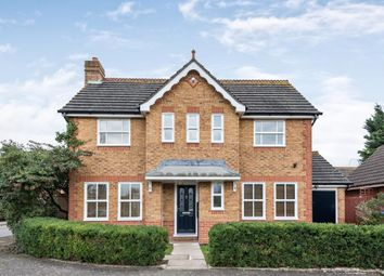 Thumbnail 3 bed detached house for sale in Simmons Close, Chessington