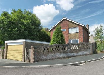 Thumbnail 4 bed detached house for sale in Pittville Close, Thornbury, Bristol