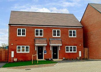 Thumbnail 3 bed semi-detached house for sale in Eider Grange, Biddenham, Bedford
