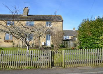 Thumbnail 3 bed semi-detached house for sale in Bread Street, Ruscombe, Stroud, Gloucestershire