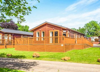 Thumbnail 2 bedroom mobile/park home for sale in Lakeview, Haveringland Hall Park, Norwich