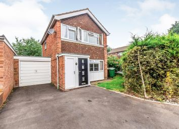 Thumbnail 3 bed detached house for sale in Belgrave Walk, Walsall