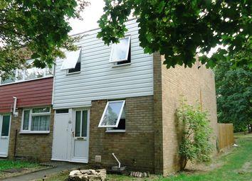 Thumbnail 3 bedroom end terrace house for sale in 35 Garrowmore Grove, Bletchley, Milton Keynes
